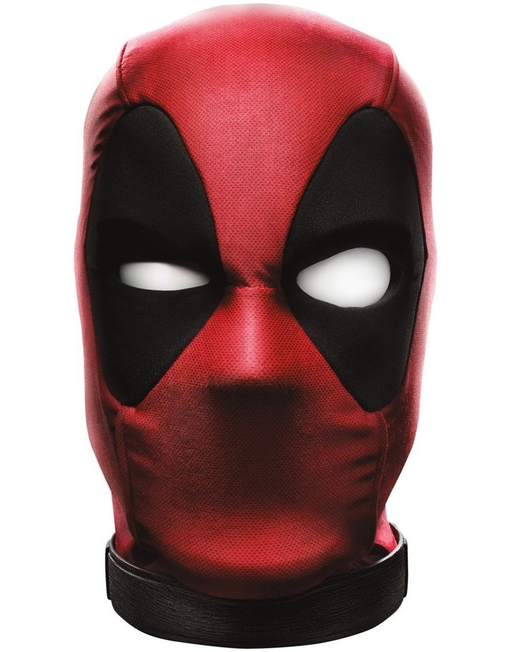 Legends Deadpools Head - Moving, Talking Electronic, App Enhanced Premium Interactive Collectible image 1