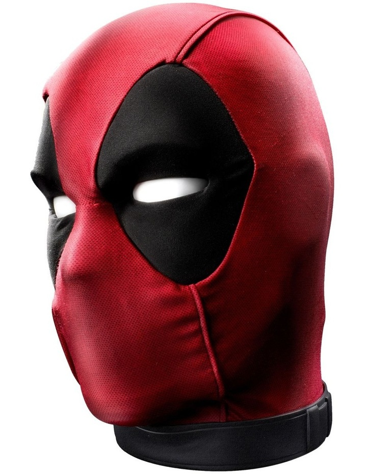 Legends Deadpools Head - Moving, Talking Electronic, App Enhanced Premium Interactive Collectible image 4