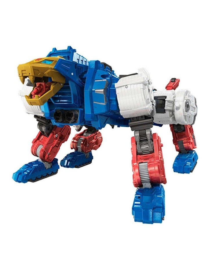 """TRANSFORMERS Generations - War for Cybertron Earthrise - Sky Lynz Leader Class 11"""" Action Figure image 5"""