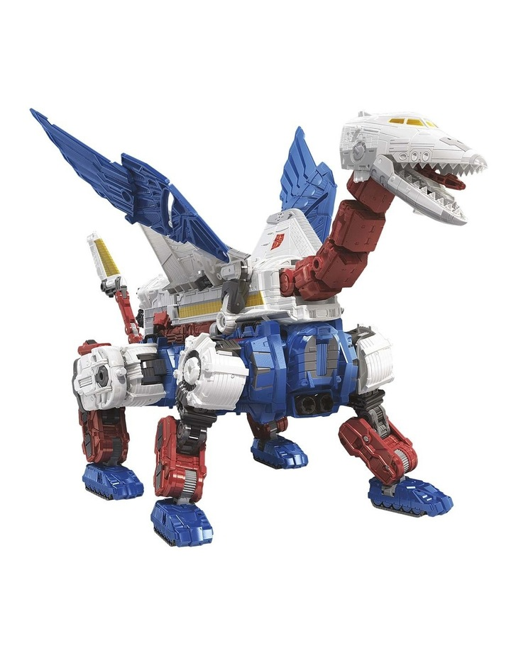 """TRANSFORMERS Generations - War for Cybertron Earthrise - Sky Lynz Leader Class 11"""" Action Figure image 6"""