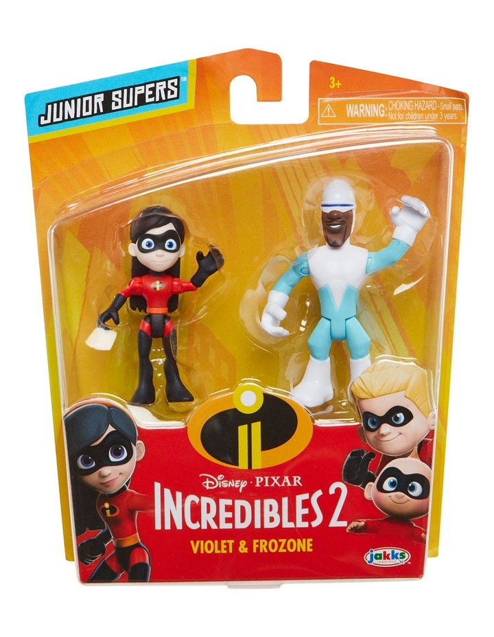 Precool 3-inch 2-Pack Figure Assorted image 1