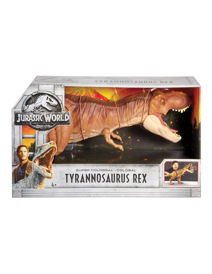 Super Colossal T-Rex image 1