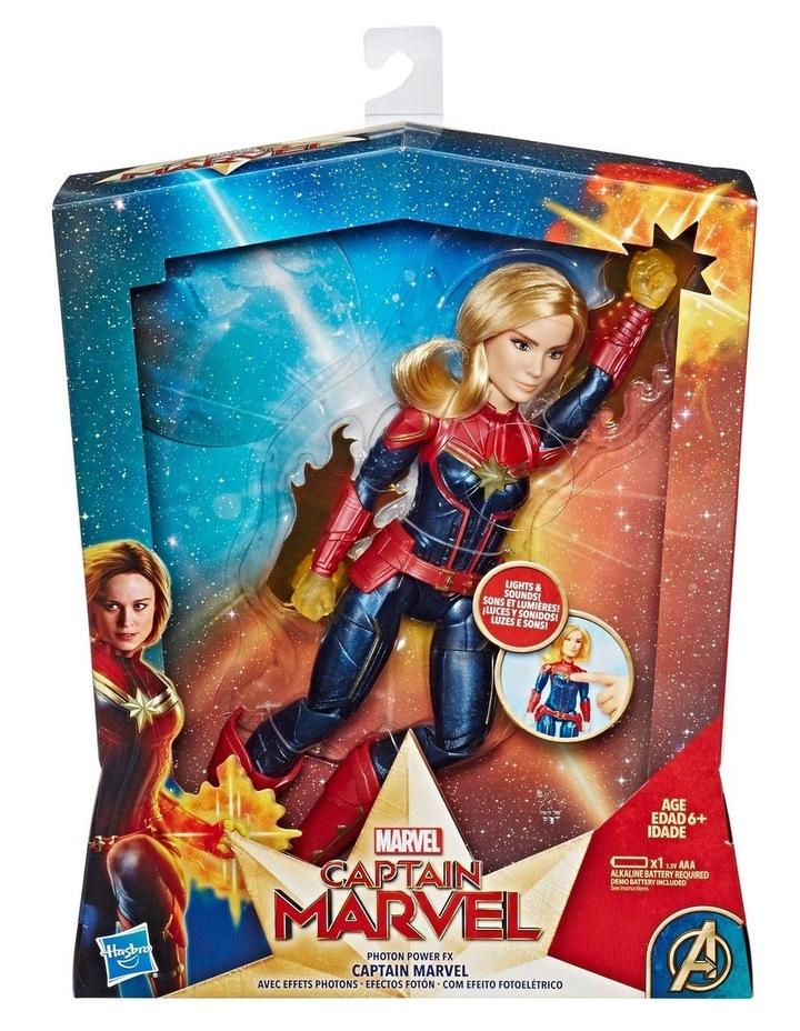 """Avengers Captain Marvel - 11.5"""" Carol Danvers Photon Power FX Doll image 1"""