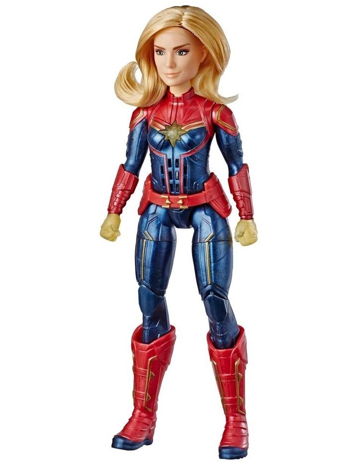 """Avengers Captain Marvel - 11.5"""" Carol Danvers Photon Power FX Doll image 2"""