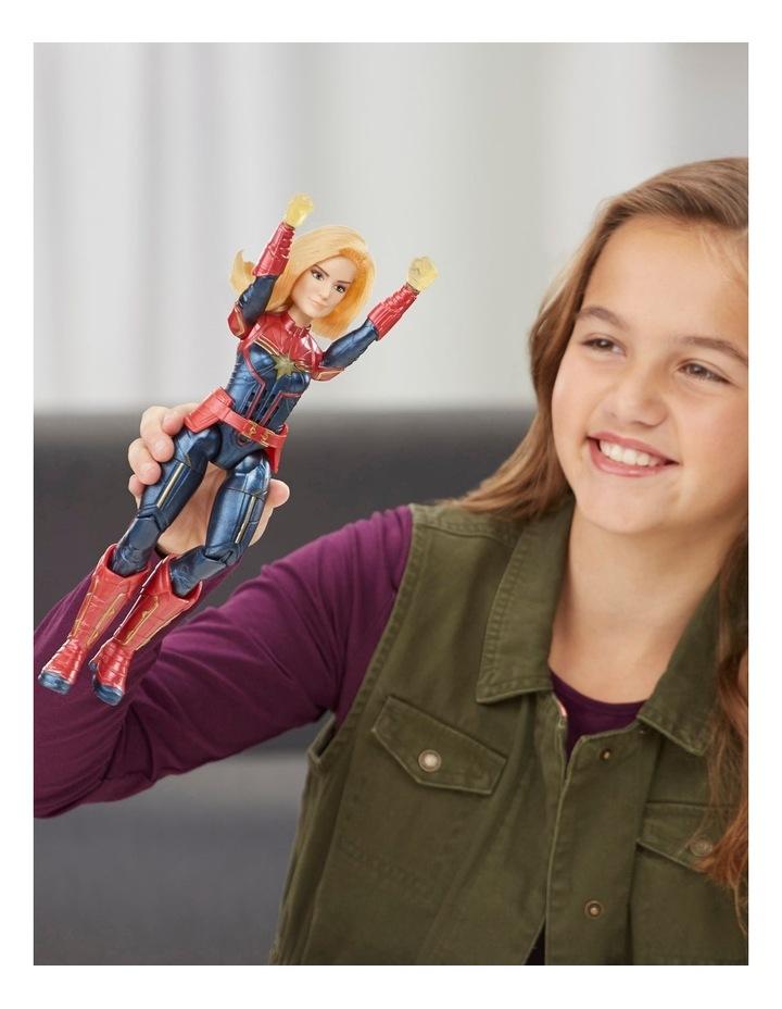 """Avengers Captain Marvel - 11.5"""" Carol Danvers Photon Power FX Doll image 4"""