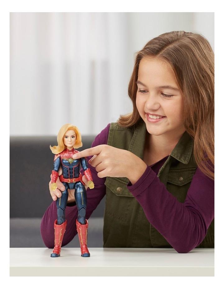 """Avengers Captain Marvel - 11.5"""" Carol Danvers Photon Power FX Doll image 5"""