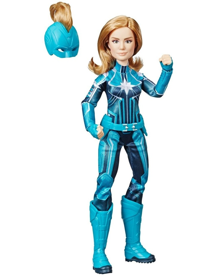 """Avengers Captain Marvel 11.5"""" Carol Danvers Star Force Doll image 2"""