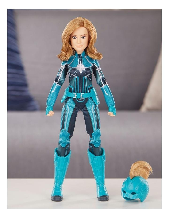 """Avengers Captain Marvel 11.5"""" Carol Danvers Star Force Doll image 3"""