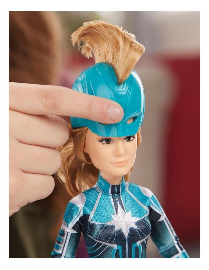 """Avengers Captain Marvel 11.5"""" Carol Danvers Star Force Doll image 4"""