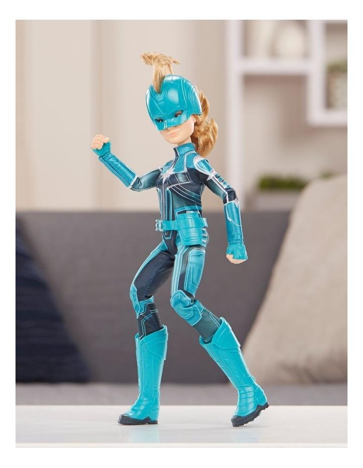 """Avengers Captain Marvel 11.5"""" Carol Danvers Star Force Doll image 5"""