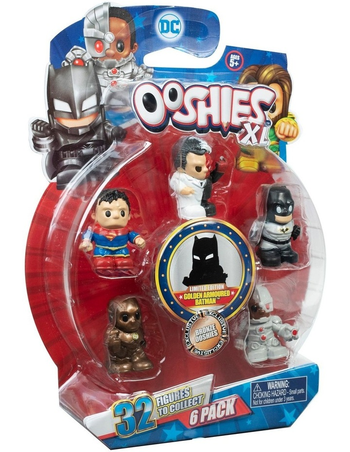 DC Ooshies XL - 6 Pack Assortment - Series 1 image 4