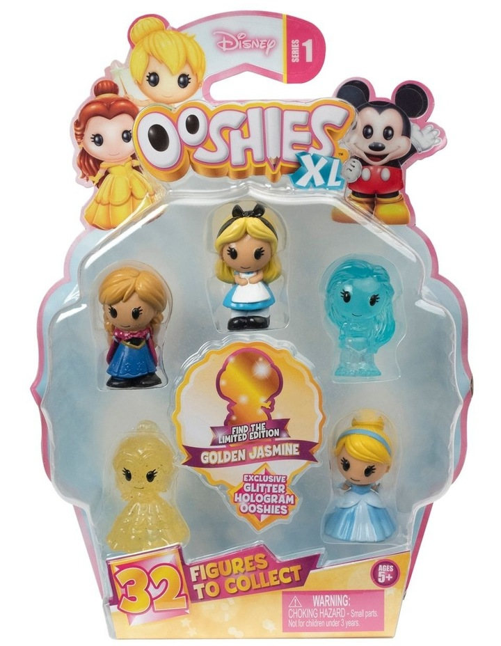 Disney Ooshies XL - 6 Pack Assortment (Series 1) image 2