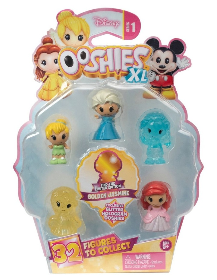 Disney Ooshies XL - 6 Pack Assortment (Series 1) image 3