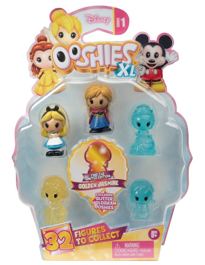 Disney Ooshies XL - 6 Pack Assortment (Series 1) image 4