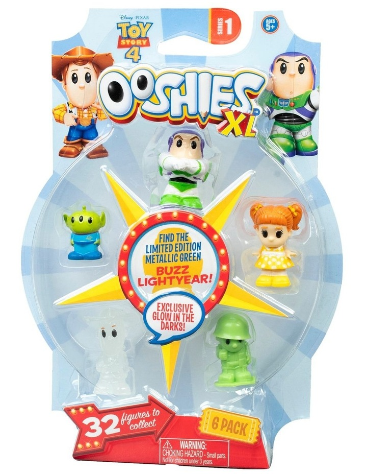 Toys Story 4 Ooshies XL Series 1 6 Pack Assortment image 3