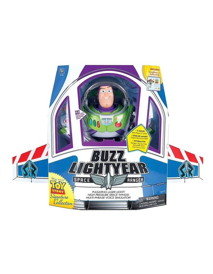 Toy Story Signature Collection Buzz Lightyear 12 Inch image 1