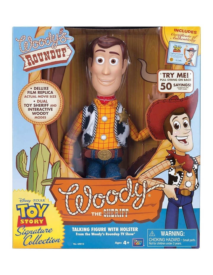 Toy Story Signature Collection Woody The Sheriff 16 Inch image 1