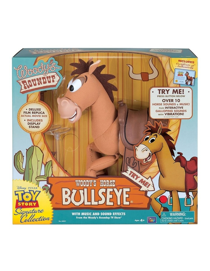 Toy Story Signature Collection Woodys Horse Bullseye 16 Inch image 1