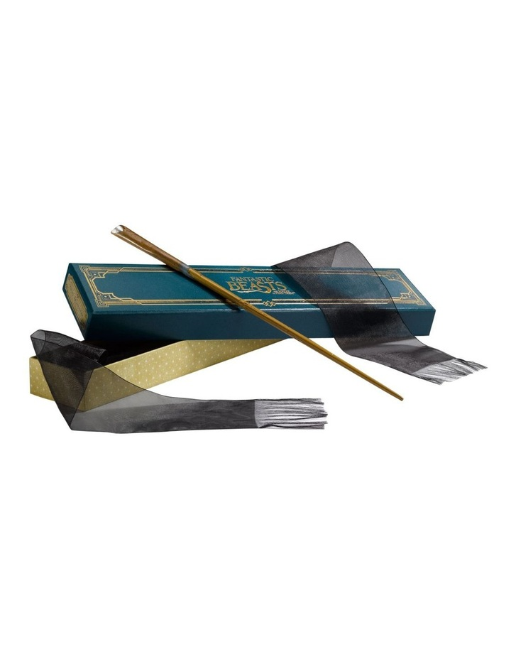 Newt Scamander Wand With Collector Box image 1