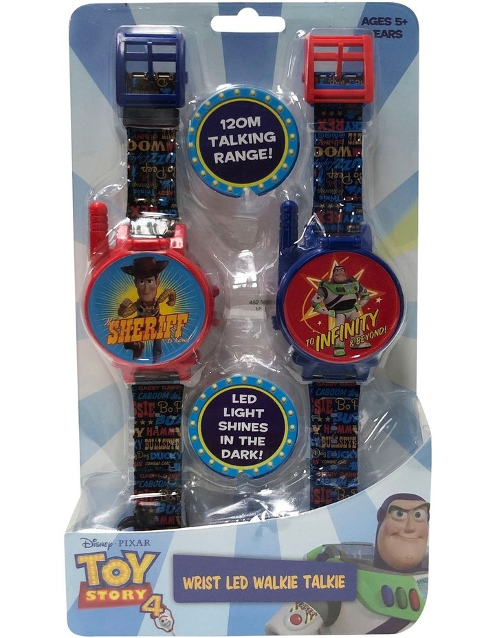 Toy Story 4 Wrist Walkie Talkie With LED Light image 1