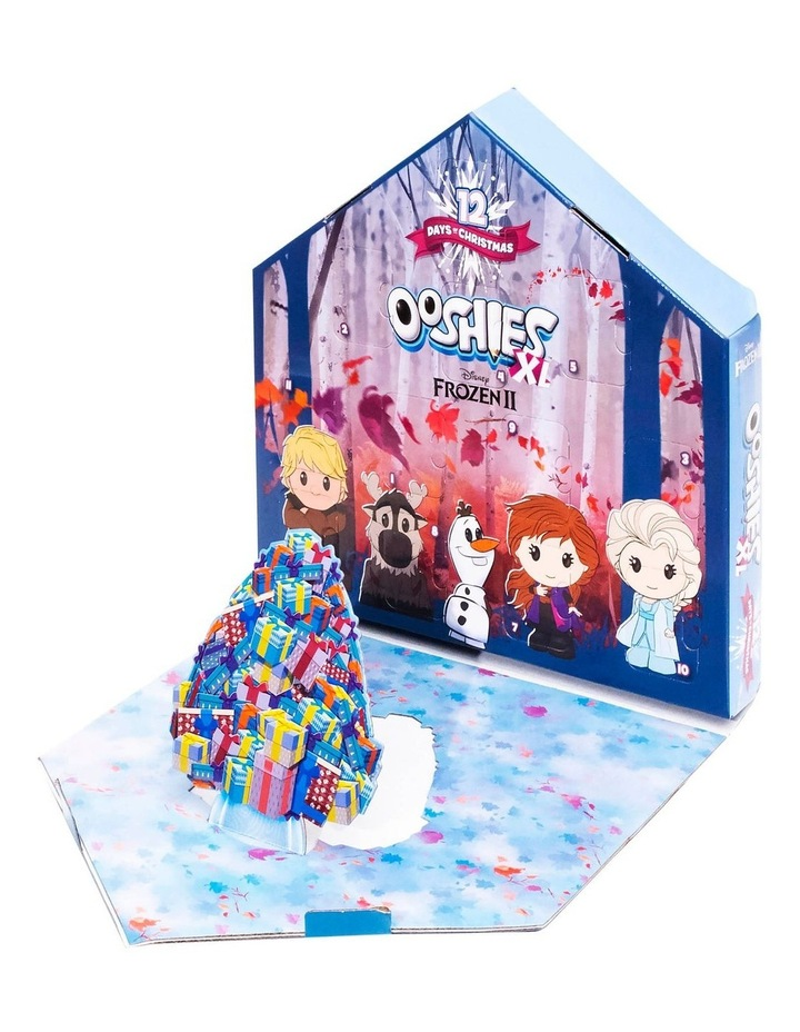 12 Days of Christmas -  Frozen 2 Ooshies XL image 1
