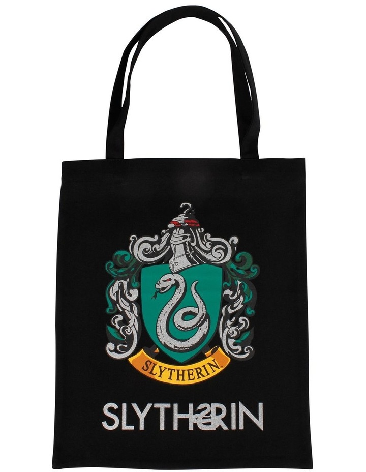 Harry Potter Sytherin Tote Bag image 1