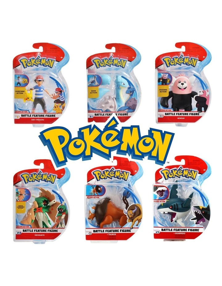 Pokemon 4.5 Inch Articulated Figure Assortment image 1