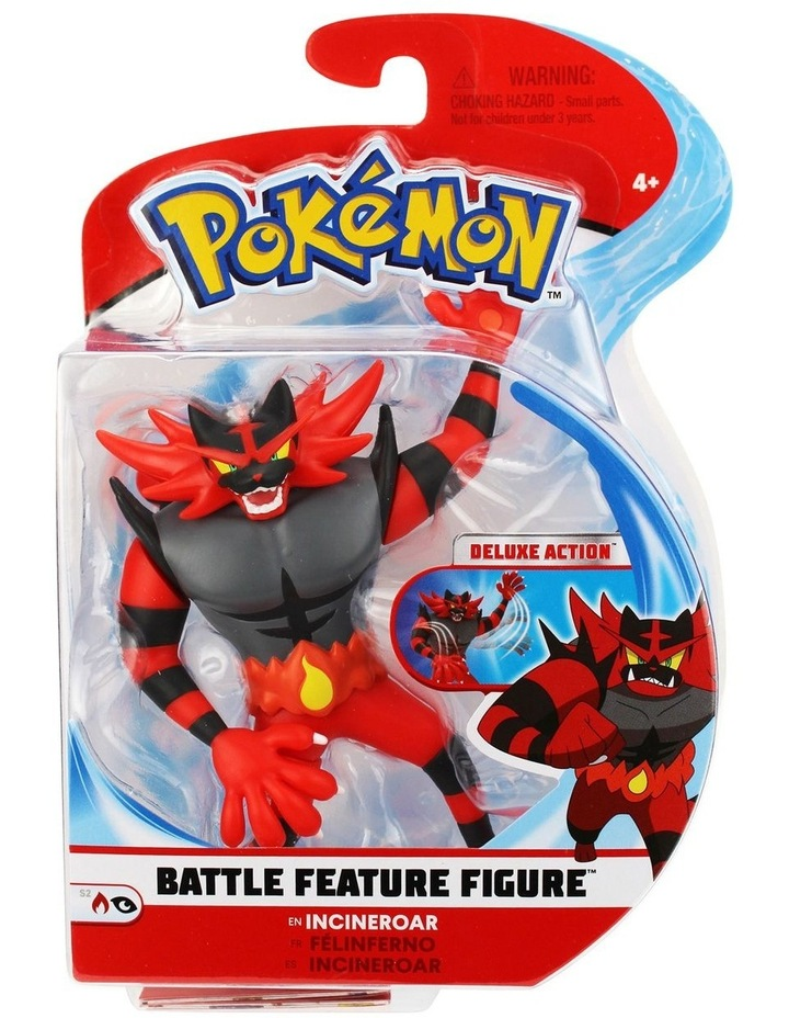 Pokemon 4.5 Inch Articulated Figure Assortment image 3