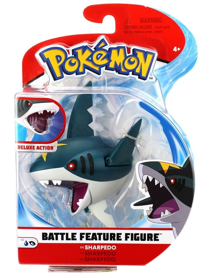 Pokemon 4.5 Inch Articulated Figure Assortment image 4
