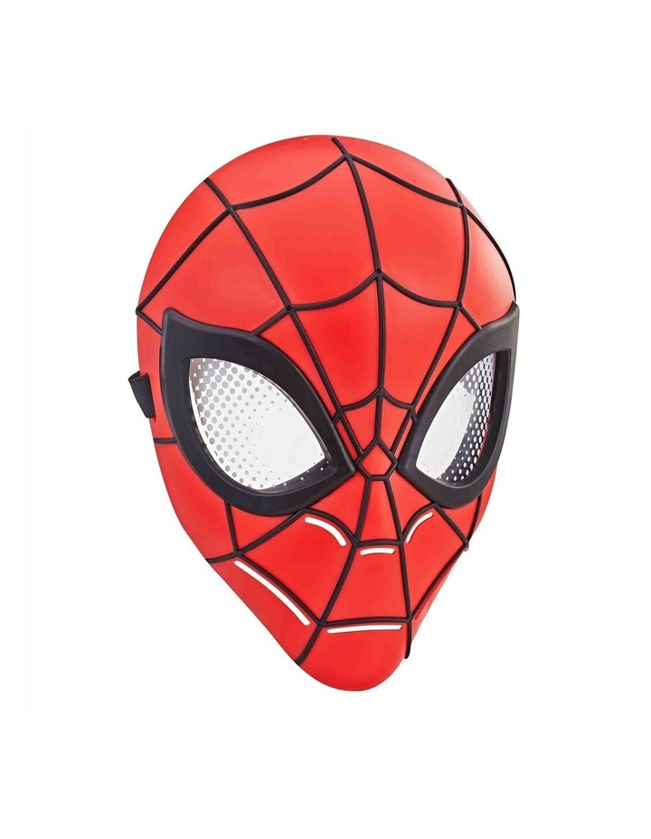 Spider Man Hero Mask Role Play Toy image 1