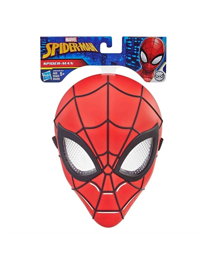 Spider Man Hero Mask Role Play Toy image 3
