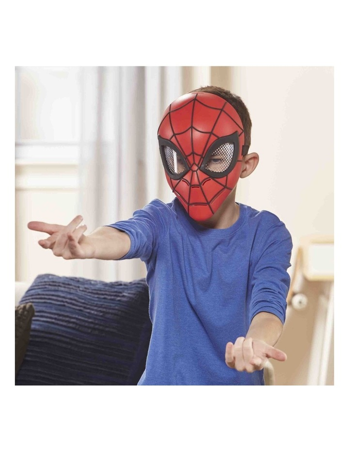 Spider Man Hero Mask Role Play Toy image 4