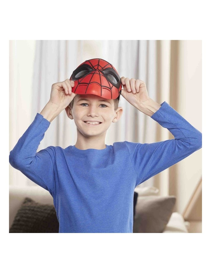 Spider Man Hero Mask Role Play Toy image 6