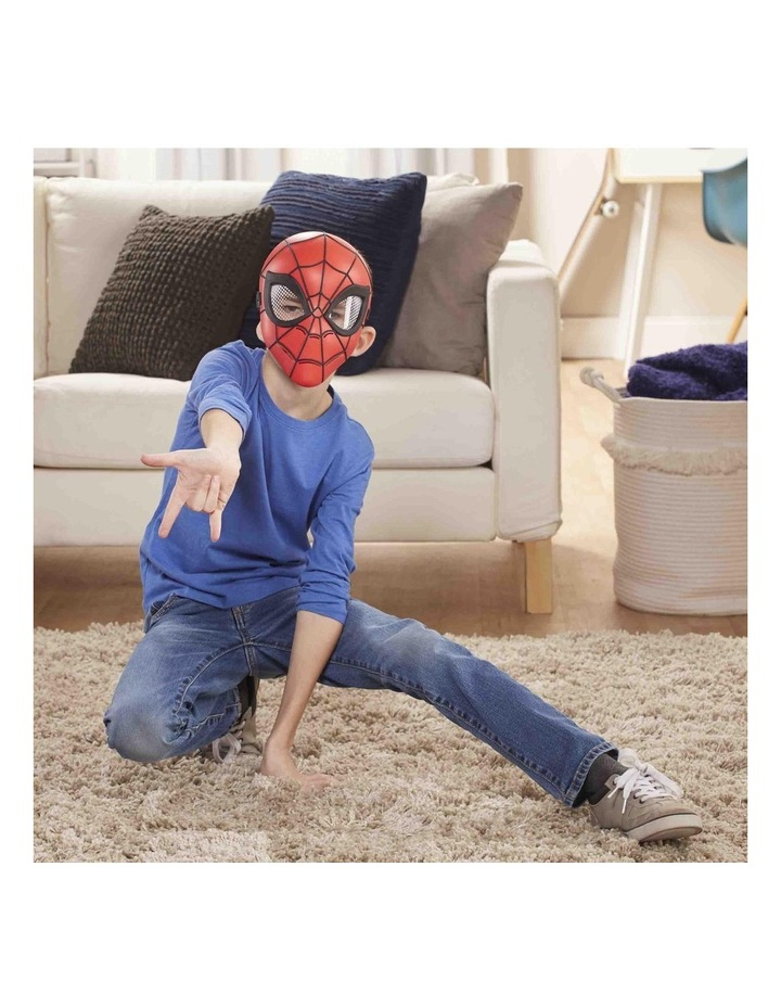 Spider Man Hero Mask Role Play Toy image 7