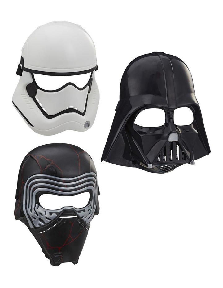 Star Wars Kids Dress Up Mask Myer
