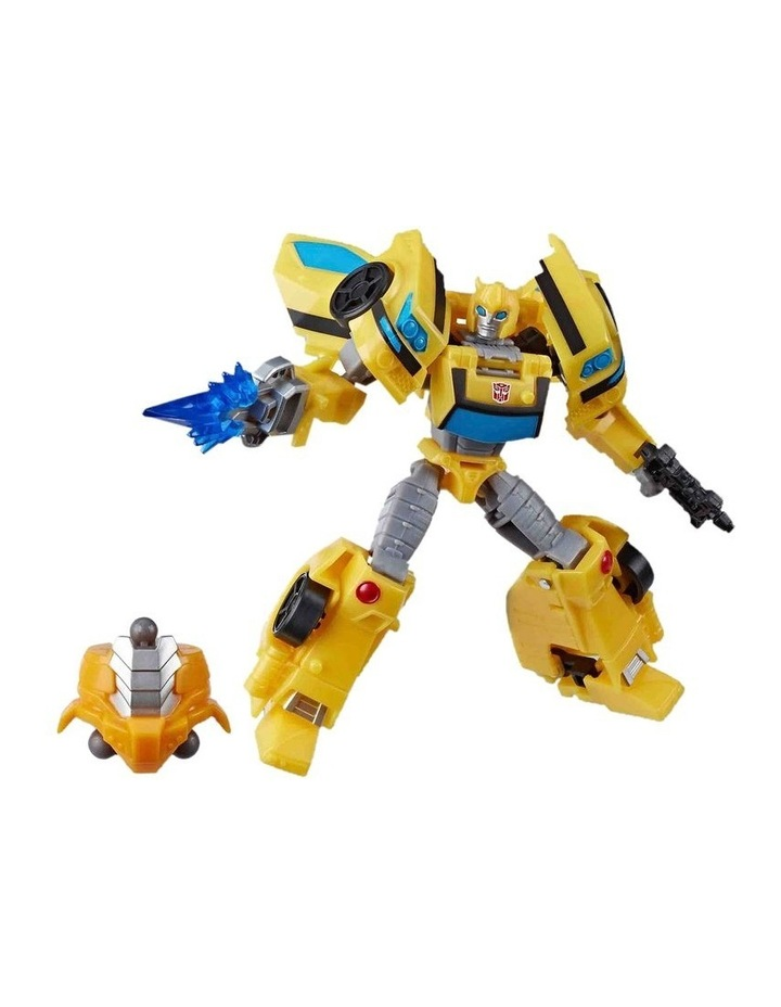 "Cyberverse 5"" Deluxe Class Action Figures - Assortment image 5"