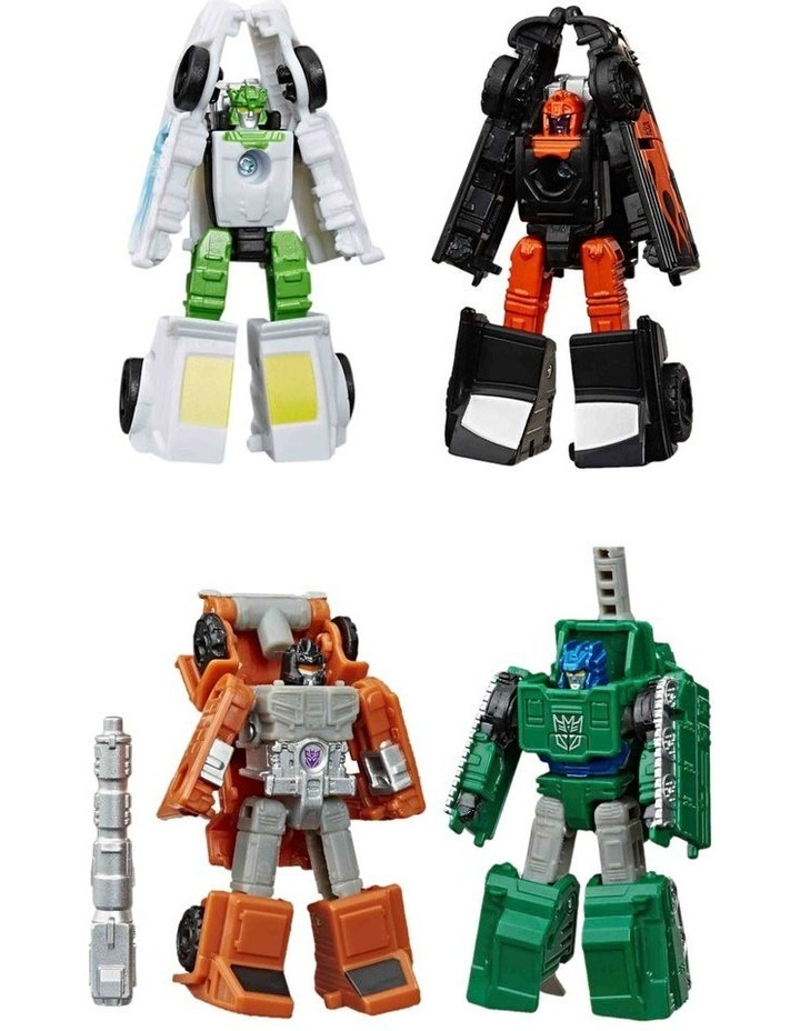 """Generations Earthrise War for Cybertron - Micromaster 2 Pack 1.5"""" Action Figures - Assortment image 1"""