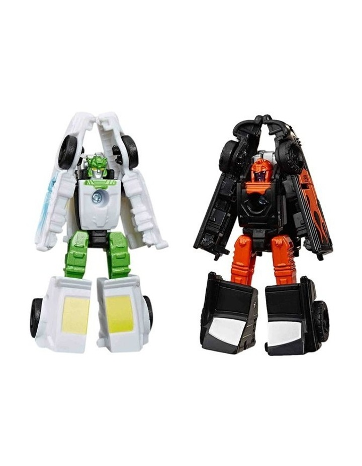 """Generations Earthrise War for Cybertron - Micromaster 2 Pack 1.5"""" Action Figures - Assortment image 2"""
