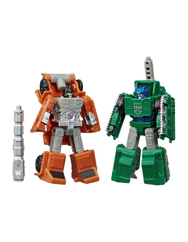 """Generations Earthrise War for Cybertron - Micromaster 2 Pack 1.5"""" Action Figures - Assortment image 3"""