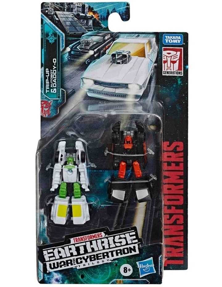 """Generations Earthrise War for Cybertron - Micromaster 2 Pack 1.5"""" Action Figures - Assortment image 4"""
