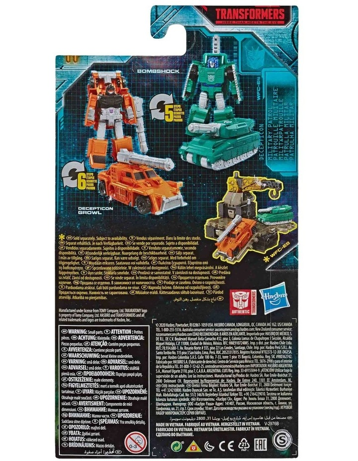 """Generations Earthrise War for Cybertron - Micromaster 2 Pack 1.5"""" Action Figures - Assortment image 7"""