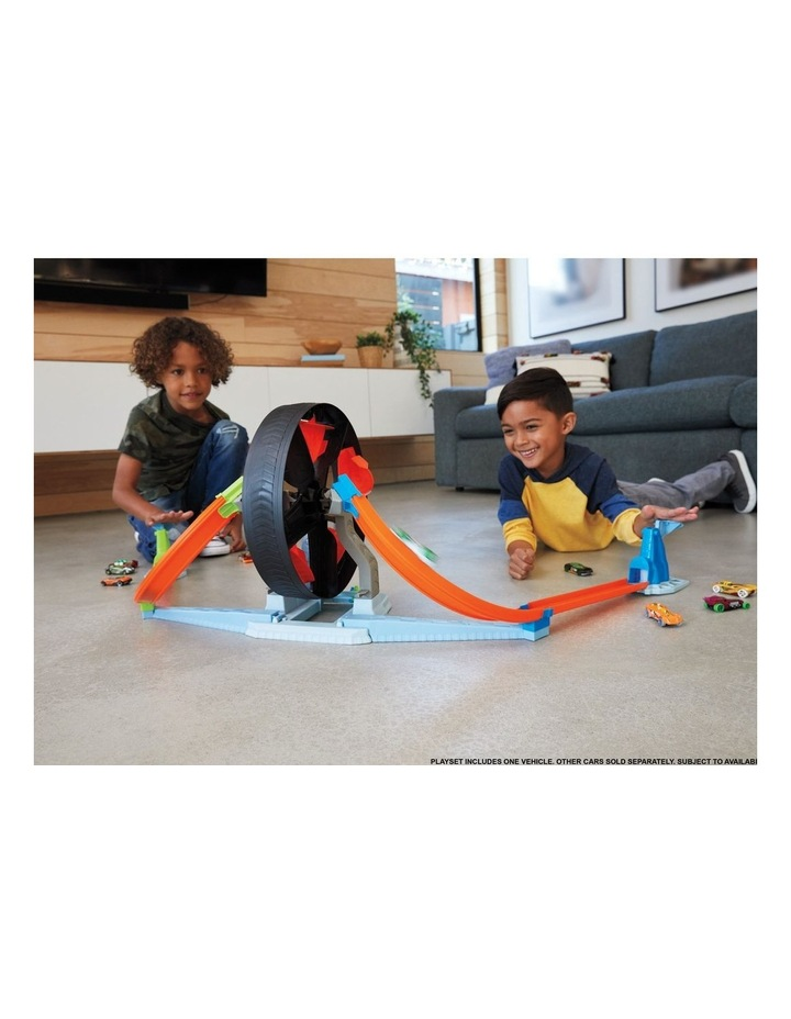 Spinwheel Challenge Play Set image 2