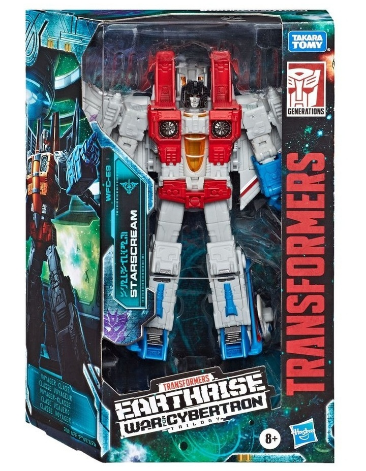 """Generations Earthrise War for Cybertron 7"""" Voyager Action Figures - Assortment image 4"""