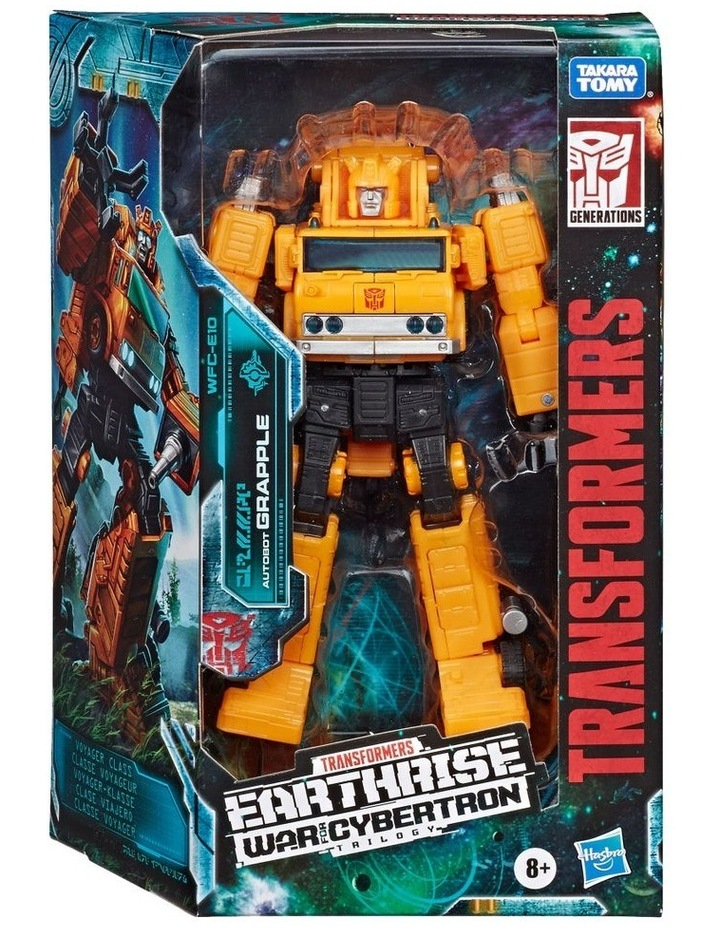 """Generations Earthrise War for Cybertron 7"""" Voyager Action Figures - Assortment image 5"""