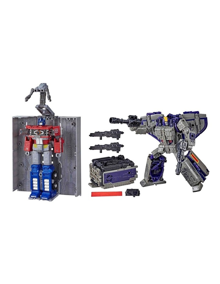 "TRANSFORMERS Generations Earthrise War for Cybertron 7"" Leader Action Figures - Assortment image 1"