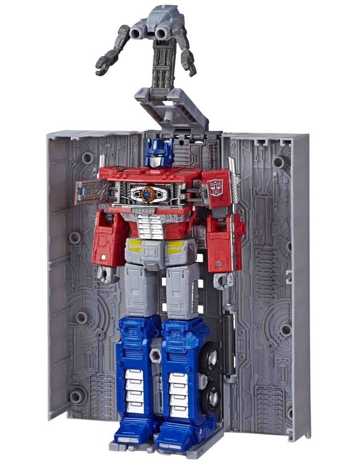 "TRANSFORMERS Generations Earthrise War for Cybertron 7"" Leader Action Figures - Assortment image 2"