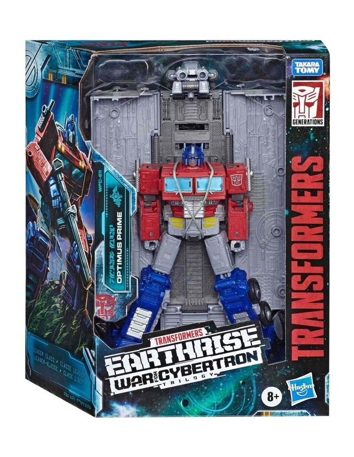 "TRANSFORMERS Generations Earthrise War for Cybertron 7"" Leader Action Figures - Assortment image 4"