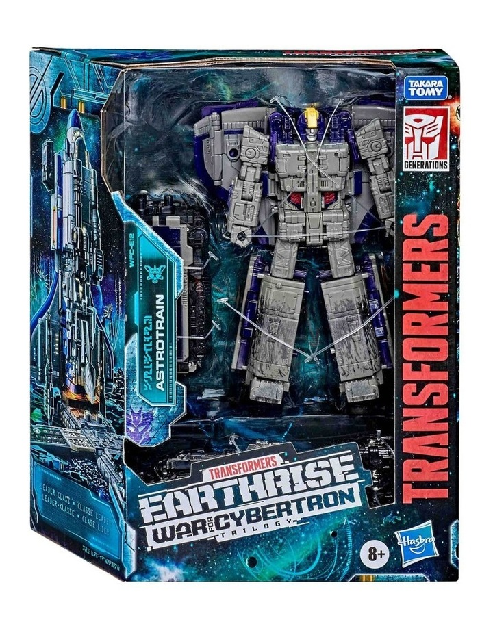 "TRANSFORMERS Generations Earthrise War for Cybertron 7"" Leader Action Figures - Assortment image 6"