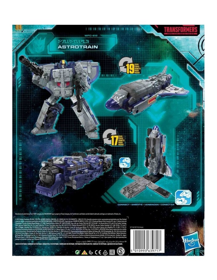 "TRANSFORMERS Generations Earthrise War for Cybertron 7"" Leader Action Figures - Assortment image 7"