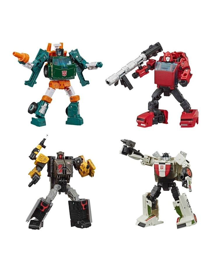 "Generations Earthrise War for Cybertron - 5.5"" Deluxe Action Figures - Assortment image 1"